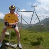 Tour de France skulle opp til Glandon en uke etter at vi var der