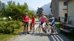 På sykkel over Col du Glandon og Col du la Criox de Fer i alpene!