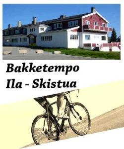 Bakketempo i Trondheim! Ila-Ferista-Skistua, 7,85km