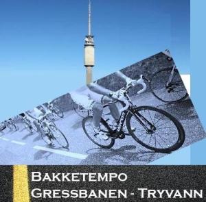 Bakketempo i Oslo, Gressbanen-Tryvann! 5,6km
