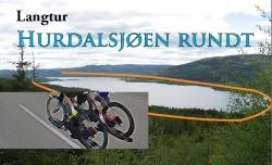 Oslo-Hurdalsjøen rundt-Oslo, ca 160 km