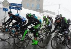 2014/Dag 3: Passo Stelvio og Giro d Italia