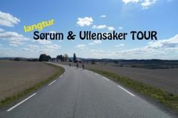 Sørum og Ullensaker TOUR, ca.100 km