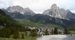 2014/Dag 8: Sella ronda i Dolomittene