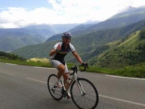 Pyreneene 2014, Dag 1: Col d`Aspin
