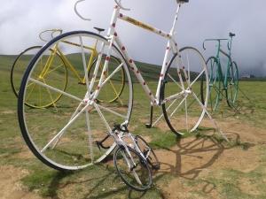 Pyreneene 2014, Dag 4: Col d`Aubisque og Tour de France på Hautacam!