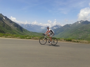 Pyreneene 2014, dag 5: Kongepasset i Pyreneene, Col du Tourmalet