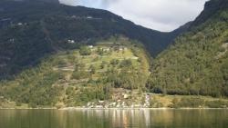 Ørneveien i Geiranger