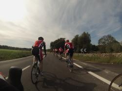 Med trønderske tursyklister på sykkelferie til Mallorca