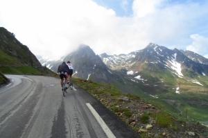 Pyreneene på tvers 2015, dag 4 - Kongeetappen