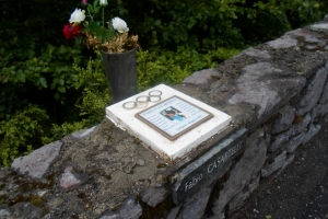 Pyreneene på tvers 2015, dag 5 - Casartelli Memorial