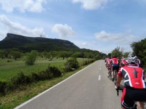 2016: På sykkel til Randa (Cura) - Mallorca