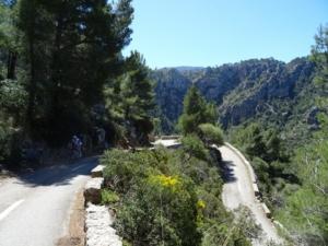 Mallorca 2016 - Utvidet Sollèr-runde - episk langtur