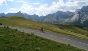 Trans Pyrenee Tour 2016, etappe 3: Arudy - Luz St Saveur