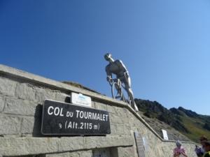 Trans Pyrenee Tour 2016, etappe 4, Luz St Saveur - Bagneres de Luchon