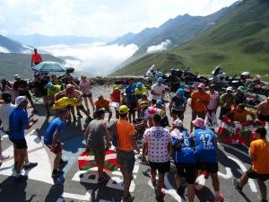 TDF på Col du Tourmalet 2019