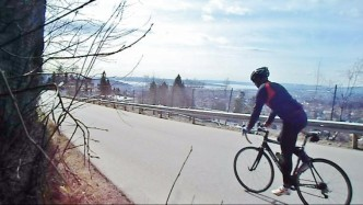 Sykkelruter i Oslo